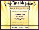 Tommy Zito Award