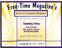 Free Time Mag